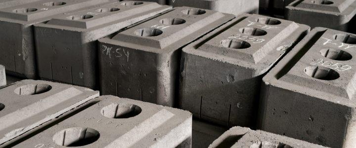 Ondergrond verharden met betonplaten