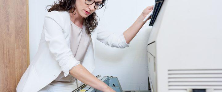 Waarom een printer leasen?
